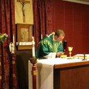 Newly ordained priests offer their first convent Masses photo album thumbnail 11
