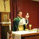 Newly ordained priests offer their first convent Masses photo album thumbnail 12