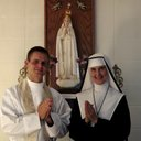 Newly ordained priests offer their first convent Masses photo album thumbnail 6